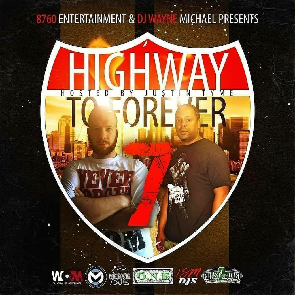 [Mixtape Series] Highway To Forever 7