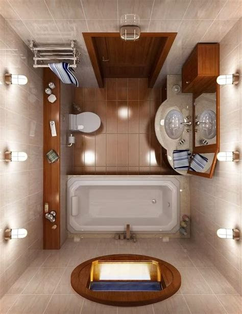 tiny bathroom ideas  small house birdview gallery
