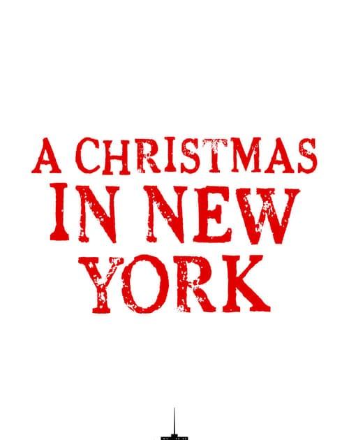 Ver A Christmas in New York 2017 Película Completa en Español