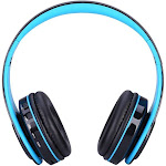 k-812 wireless earphone gaming headphones foldable stereo active noise cancelling extendable headset