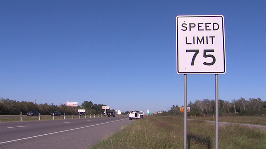 TX DOT to reduce I-10 speed limit from 75 to 65 mph starting Monday