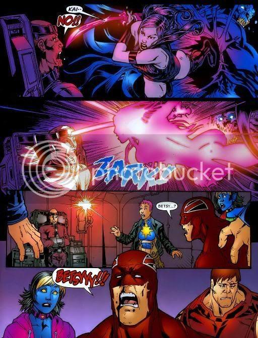 Para onde foi Psylocke?