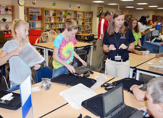 UMS Chromebook Deployment Is 'Pivotal Moment'