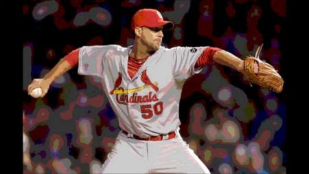Wainwright leads Cardinals to victory on Opening Night