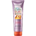 L'Oreal Paris Hair Expertise Everpure Smooth Shampoo - 8.5 oz tube