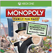Monopoly Family Fun Pack for Xbox One or PS4 Only Just $15 (down from $29.99)!