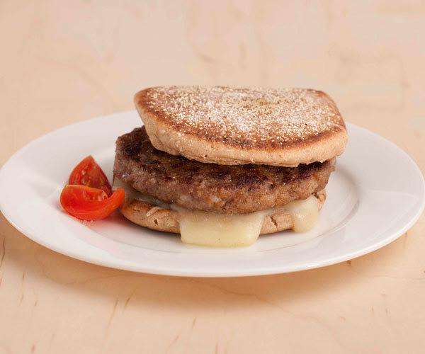 Turkey sausage muffin breakfast recipe.