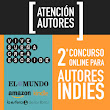El Mundo y Amazon | 2do CONCURSO LITERARIO PARA AUTORES INDIES