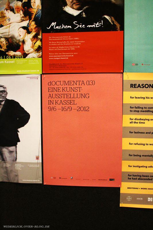 plakat documenta13 d13 kassel 2012 wideblick.over-blog.de