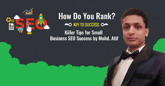 How Do You Rank? Killer Tips for Small Business SEO Success