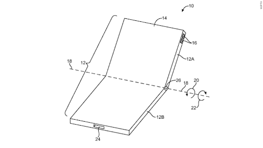 Apple once again hints at a foldable iPhone