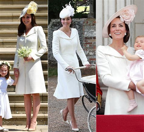Is this what Kate Middleton wore at the royal wedding