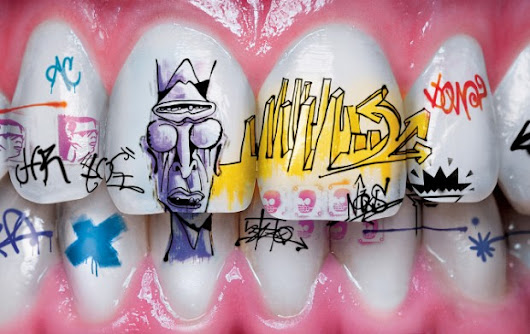 Looking for a virtual dental art gallery? Dr. Larry Emmott's got you covere