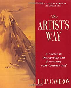 """Cover of """"The Artist's Way: A Course in D..."""