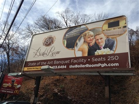 The Boiler Room Billboard   ocreations A Pittsburgh Design