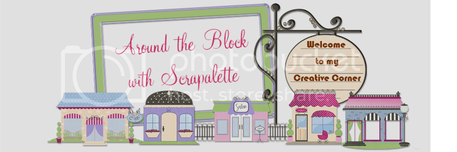 Around the Block with scrapalette