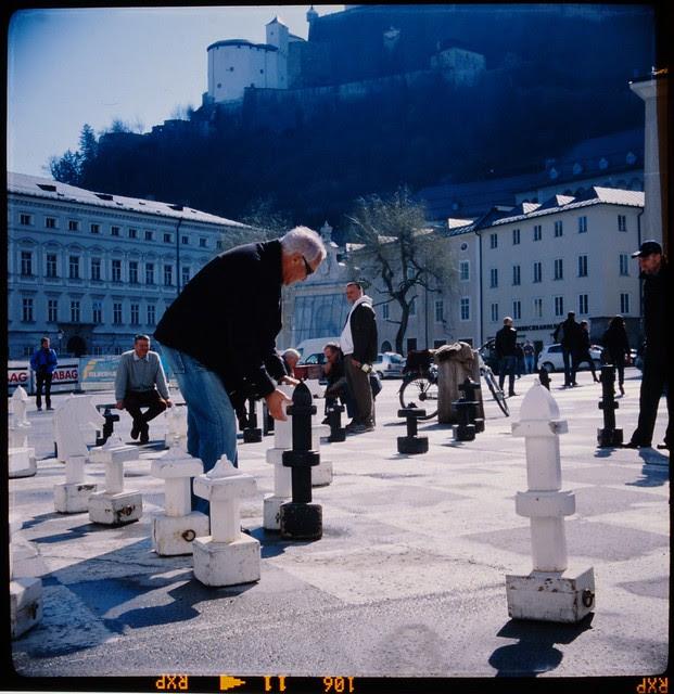 chess stranger