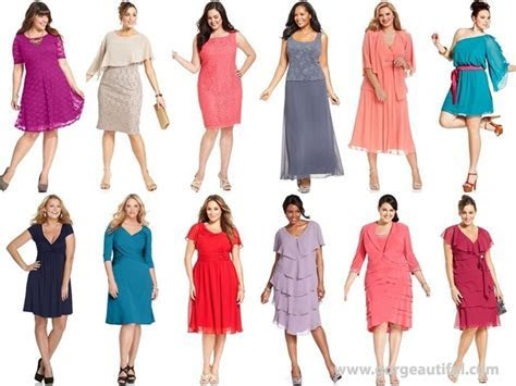 Plus size wedding guest dresses for summer   All women dresses