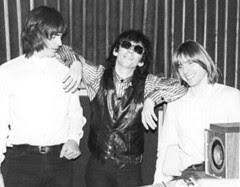 Frank Secich, Stiv, Greg Shaw