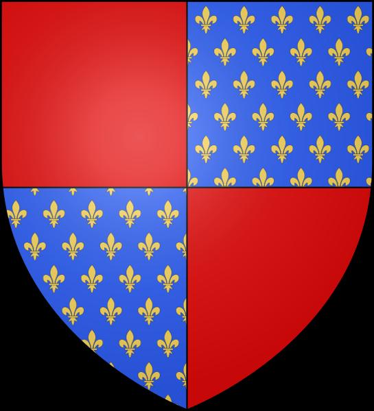 File:Armoiries Bohémond VI d'Antioche.svg