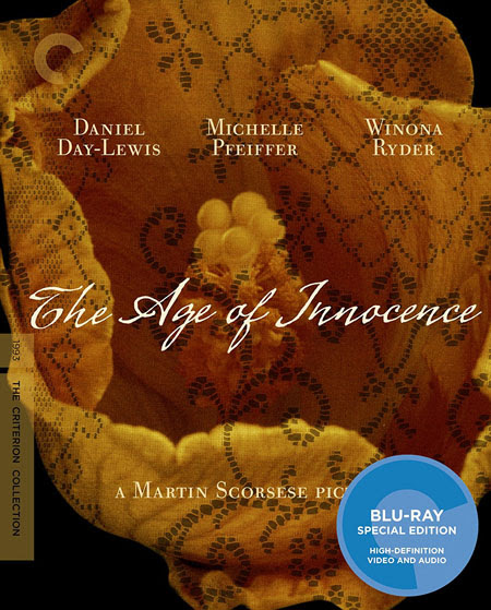 "REVIEW: MARTIN SCORSESE'S ""THE AGE OF INNOCENCE"" (1993); CRITERION BLU-RAY EDITION - Celebrating Films of the 1960s & 1970s"