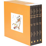 The Complete Calvin & Hobbes Boxed Book Set - 4 Volume Paperback Boxed Set