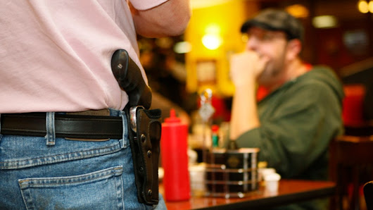 19 states join legal fight against New Jersey's concealed weapons law
