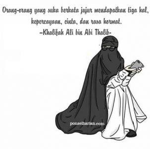 Unduh 96  Gambar Animasi Muslimah Motivasi  Paling Keren