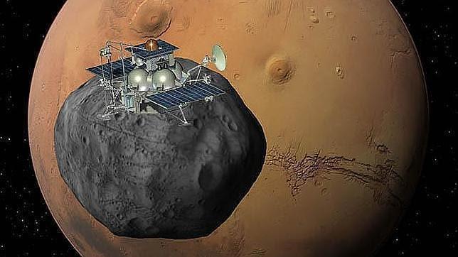Rusia cree que radares de EE.UU. echaron abajo la nave Phobos-Grunt
