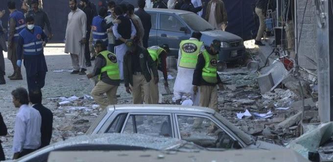 En Lahore, enésima bomba provoca nueve víctimas