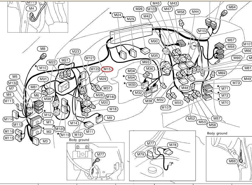 2012 Nissan Frontier Trailer Wiring Diagram Pictures