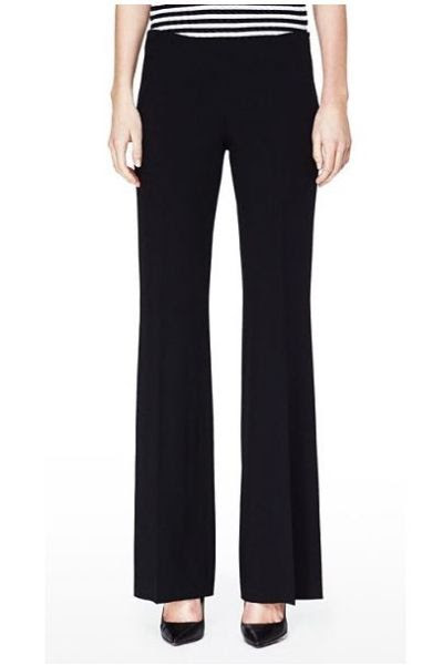 Theory Clean Pant in Wool Poplin