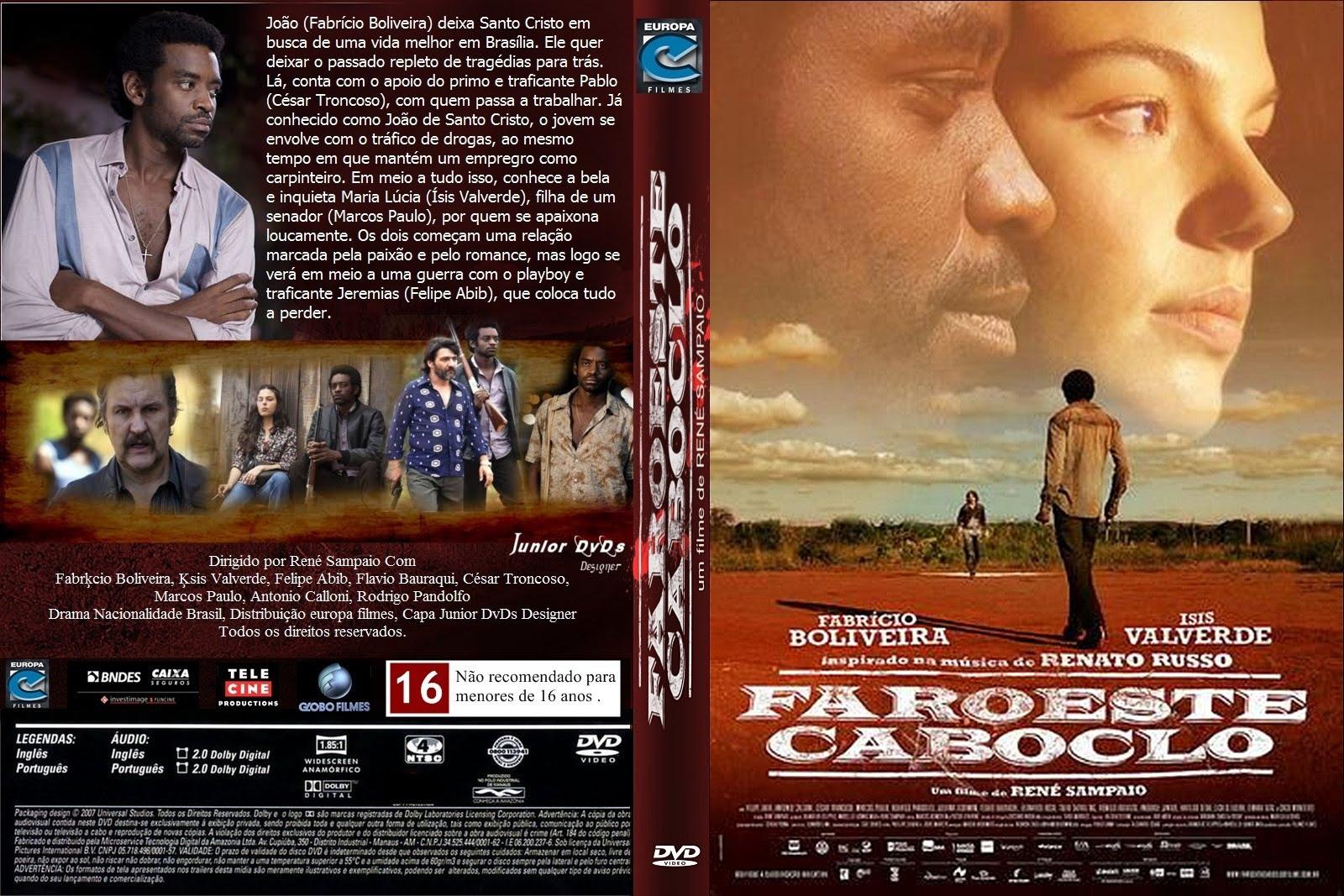 Faroeste Caboclo – Torrent DVDRip Nacional