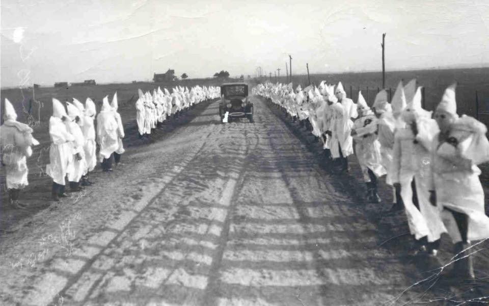 Tulsa race riot Ku Klux Klan