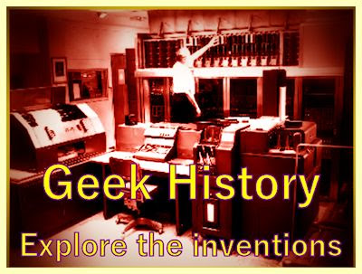 Explore who invented the internet and origins of all things geek