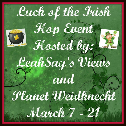 Luck Of The Irish #Giveaway Hop! ~ @FreeDealSteals ~ Reviews & Giveaways!