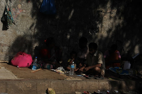 they are waiting for their adhaar card once this becomes a permanent address by firoze shakir photographerno1