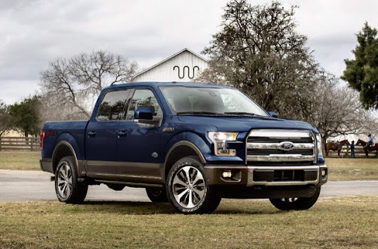 Aluminum Ford F-150 Awarded Perfect, 5-Star Crash Safety Rating