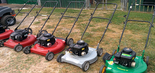 How to Choose The Right Walk-Behind Mower For You