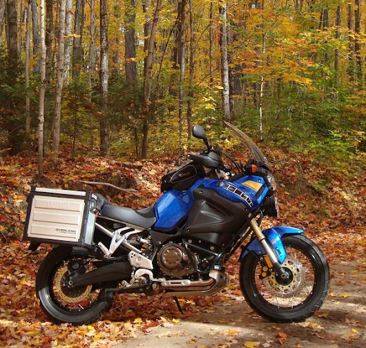 Yamaha XTZ 1200 Super Ténére review : Adventure Motorcycle Travel