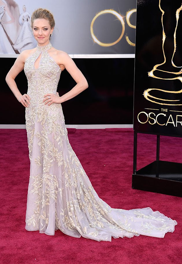 85th Annual Academy Awards - People Magazine Arrivals: Amanda Seyfried