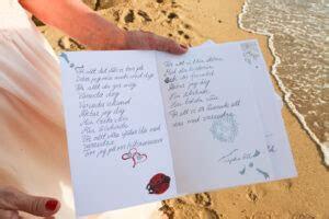 Romantiska vigslar   Romantiska ceremonier med hand, själ