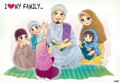 muarfinablogspot berbagai macam gambar kartun muslimah