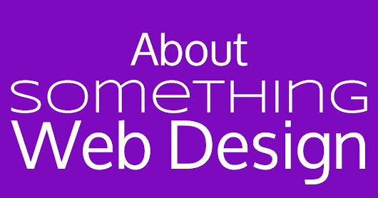 About Something Web Design Owner Web Developer Brent Smalley