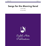 Alfred 81-CB2798 Songs for the Morning Band - Music Book