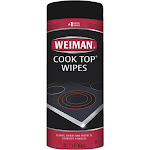 Weiman 7 In. x 8 In. Cook Top Cleaning Wipe (30 Count) 90