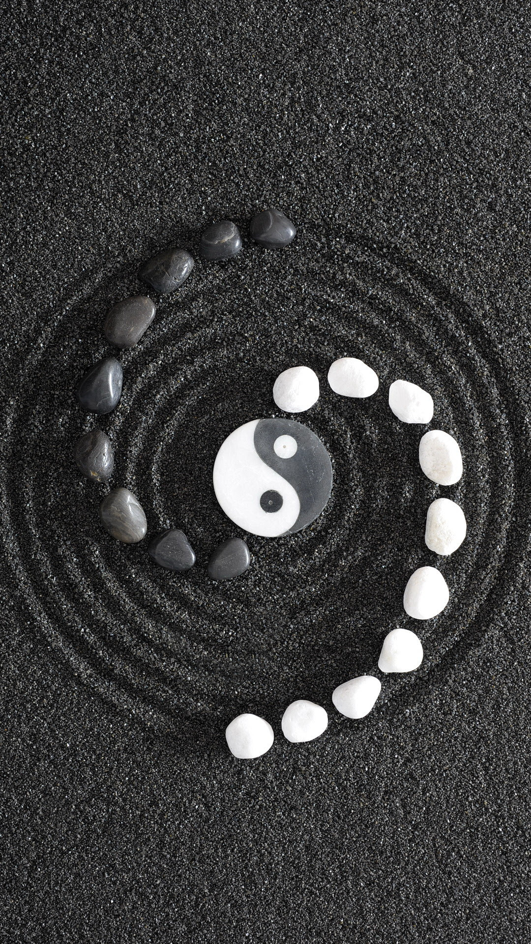 Cool Yin Yang Wallpaper 61+ images
