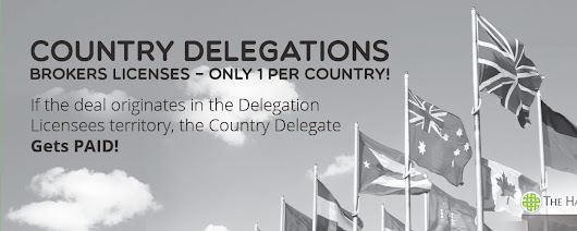Country Delegations Brokers Licenses - The Hanson Group Of Companies