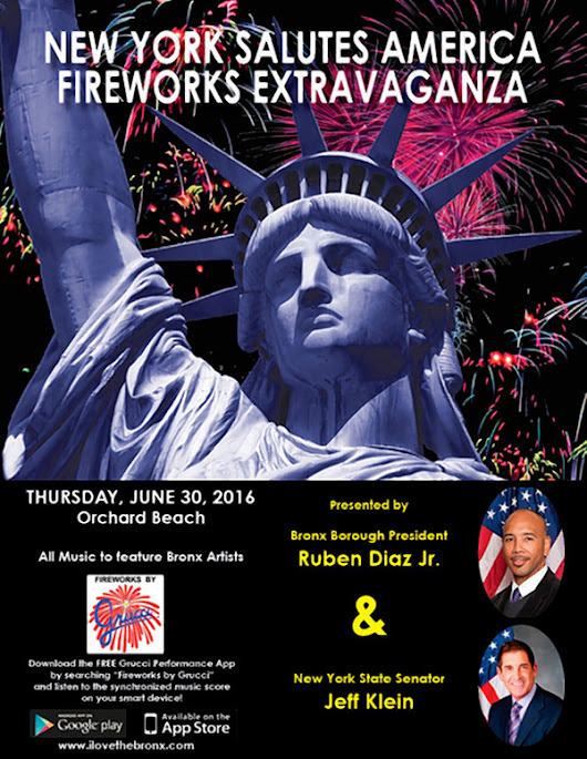 Annual July 4th event hosted by Klein, Diaz