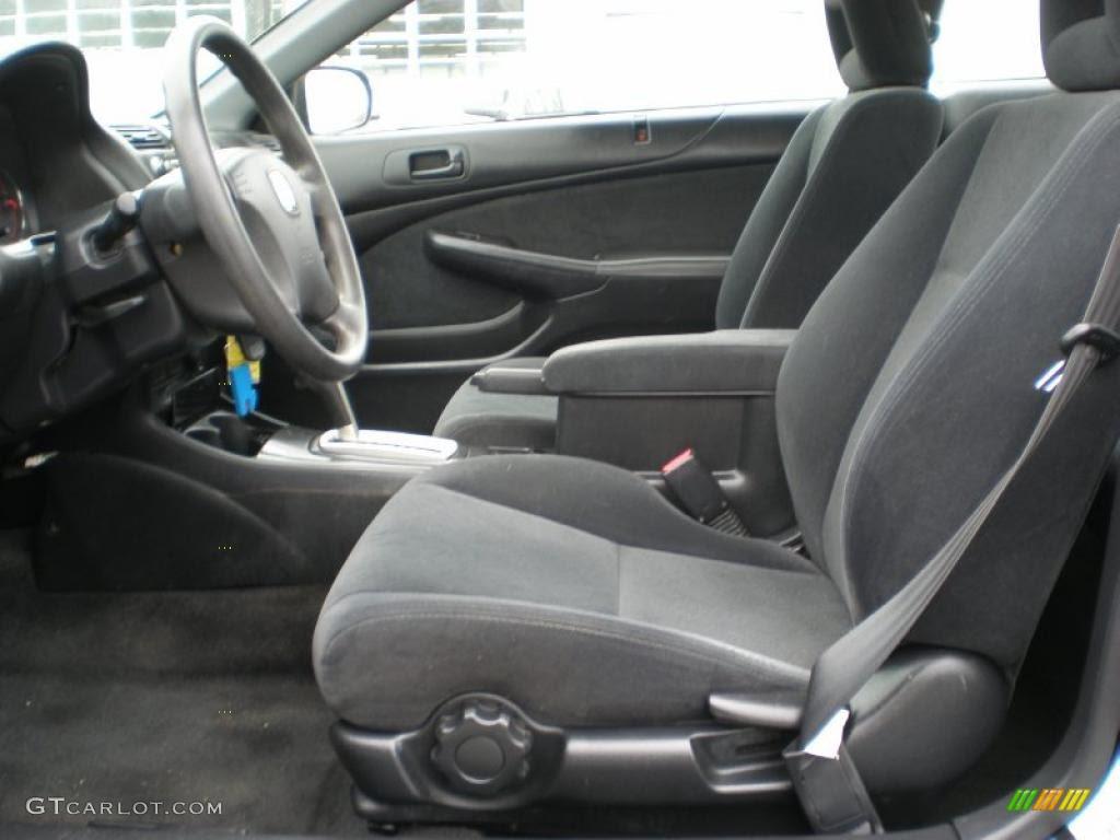 2003 Honda Civic Lx Coupe Interior Photo 49347825 Gtcarlotcom